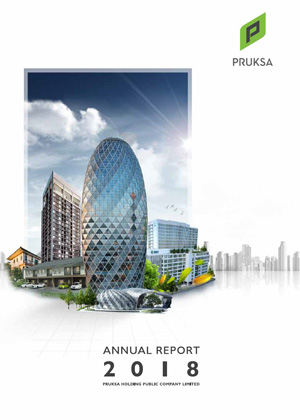 Investor Relations | Pruksa Holding Public Company Limited